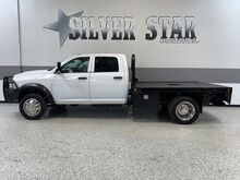 2012_Ram_4500_ST RWD FlatBed CrewCab Cummins_ Dallas TX