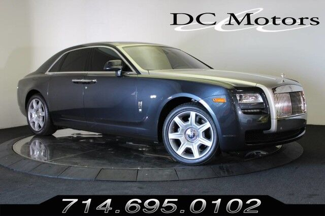 Used Rolls Royce Ghost Anaheim Ca