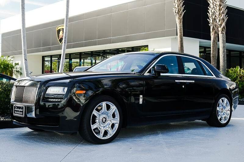 2012_Rolls-Royce_Ghost__ Palm Beach FL