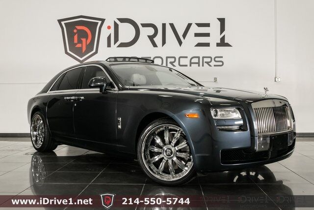 2012 Rolls-Royce Ghost Base Carrollton TX
