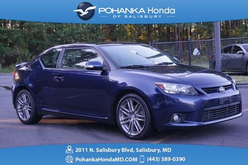 2012_Scion_tC_6-SPEED MANUAL ** SUNROOF ** ** GUARANTEED FINANCING **_ Salisbury MD