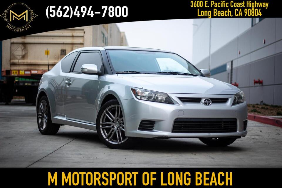 2012_Scion_tC_Hatchback Coupe 2D_ Long Beach CA