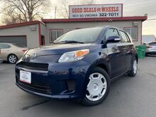 2012_Scion_xD_5-Door Hatchback 5-Spd MT_ Reno NV