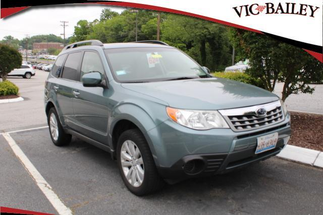2012 Subaru Forester  Spartanburg SC