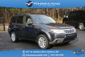 2012 Subaru Forester 2.5X ** AWD ** SUNROOF ** ONE OWNER **