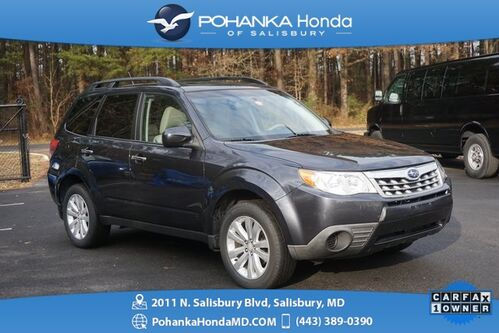 2012_Subaru_Forester_2.5X ** AWD ** SUNROOF ** ONE OWNER **_ Salisbury MD
