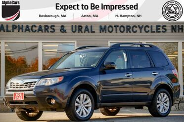 2012_Subaru_Forester_2.5X Limited_ Boxborough MA