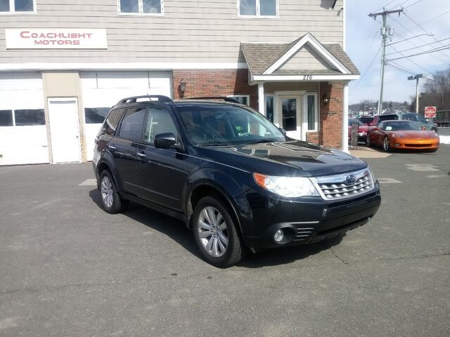 2012 Subaru Forester 2.5X Limited East Windsor CT