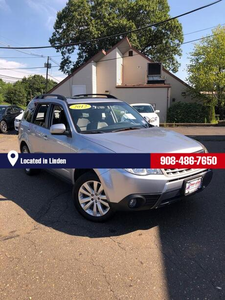 2012 Subaru Forester 2.5X Limited South Amboy NJ