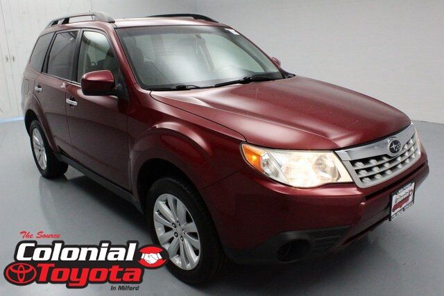 2012 Subaru Forester 2.5X Milford CT