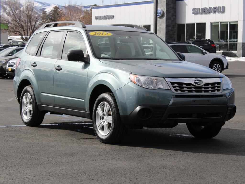 2012 Subaru Forester 2.5X Plus Pocatello ID