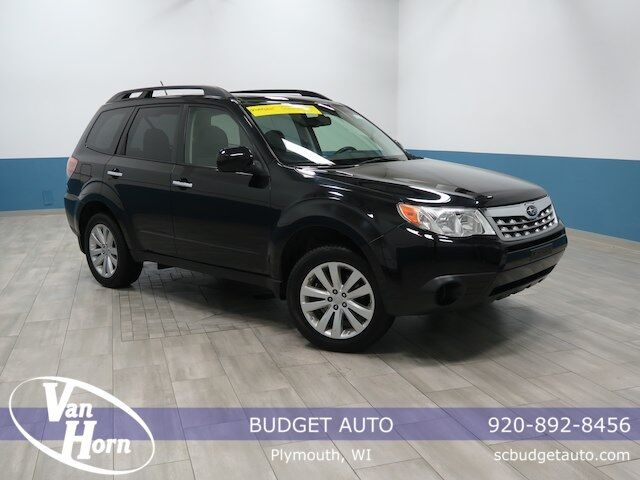 2012 Subaru Forester 2.5X Plymouth WI