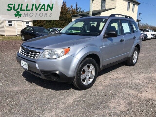 2012 Subaru Forester 2.5X Woodbine NJ