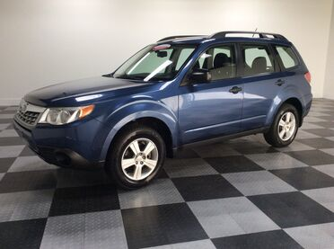 2012_Subaru_Forester_2.5X_ Chattanooga TN
