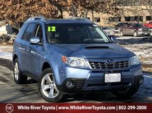 2012 Subaru Forester 2.5XT Touring White River Junction VT