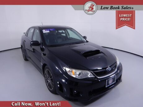 2012_Subaru_IMPREZA SEDAN WRX_WRX Limited_ Salt Lake City UT