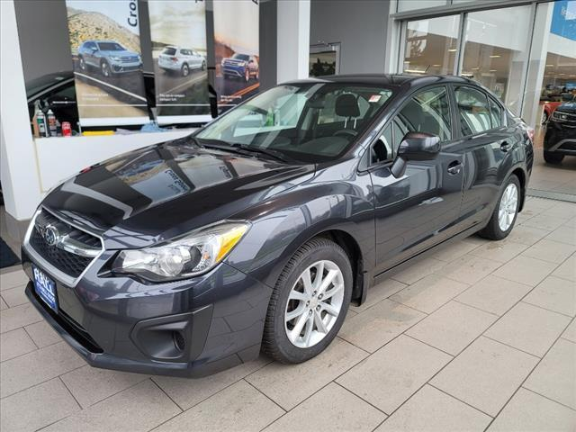 2012 Subaru Impreza 2.0i Premium Brookfield WI