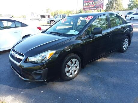 2012 Subaru Impreza Base 4-Door Whiteville NC