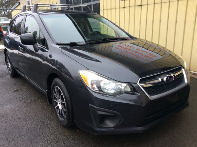 2012 Subaru Impreza Base 5-Door Spokane WA