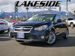 2012_Subaru_Impreza_Limited 4-Door+S/R_ Colorado Springs CO