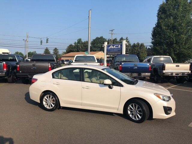 2012 Subaru Impreza Sedan 2.0i Premium East Windsor CT