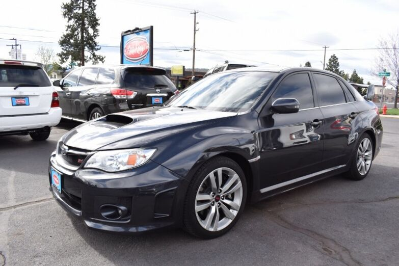2012 Subaru Impreza Sedan WRX STI Bend OR