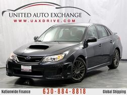 2012_Subaru_Impreza Sedan WRX_WRX Limited W/Navigation Manual Transmission._ Addison IL