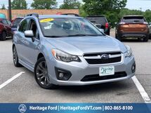 2012 Subaru Impreza Wagon 2.0i Sport Premium South Burlington VT