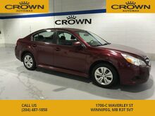2012_Subaru_Legacy_2.5i AWD *Heated Seats/ Bluetooth*_ Winnipeg MB