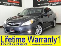 Subaru Legacy 2.5i LIMITED AWD HARMAN KARDON SOUND SUNROOF LEATHER HEATED SEATS BLUETOOTH 2012