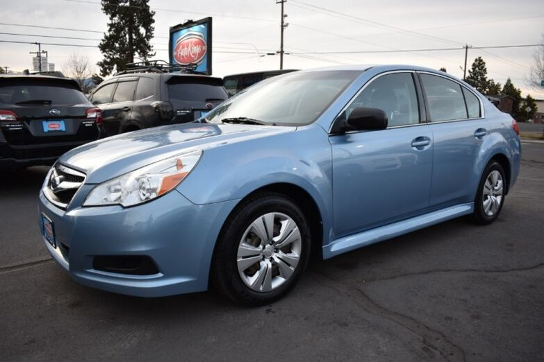 2012 Subaru Legacy Manual 2.5 Bend OR