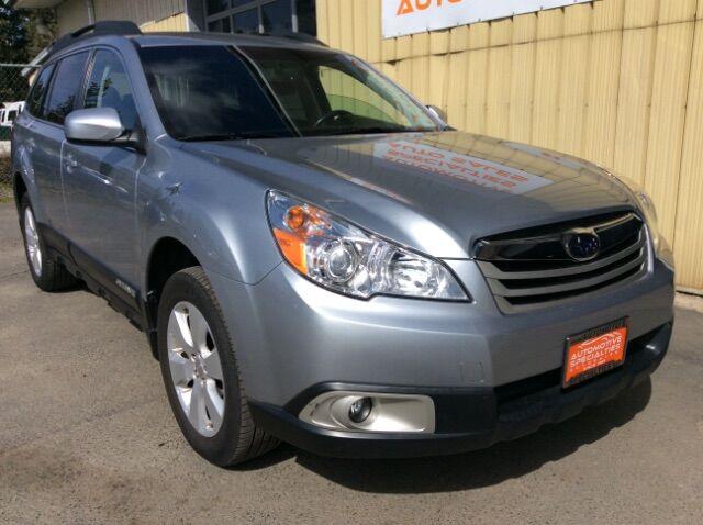 2012 Subaru Outback 2.5I Premium Spokane WA