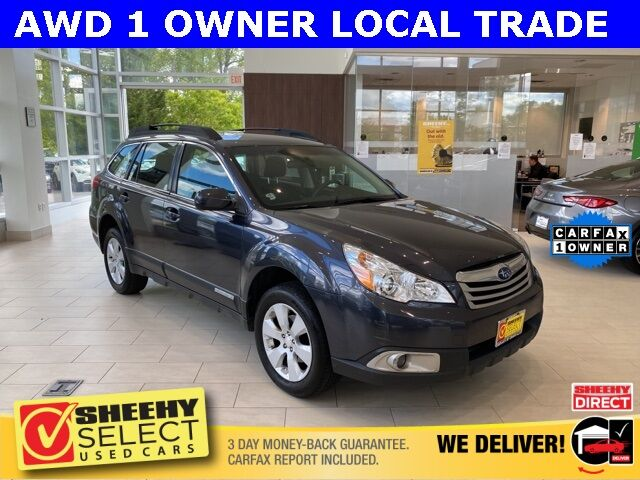2012 Subaru Outback 2.5i Chantilly VA