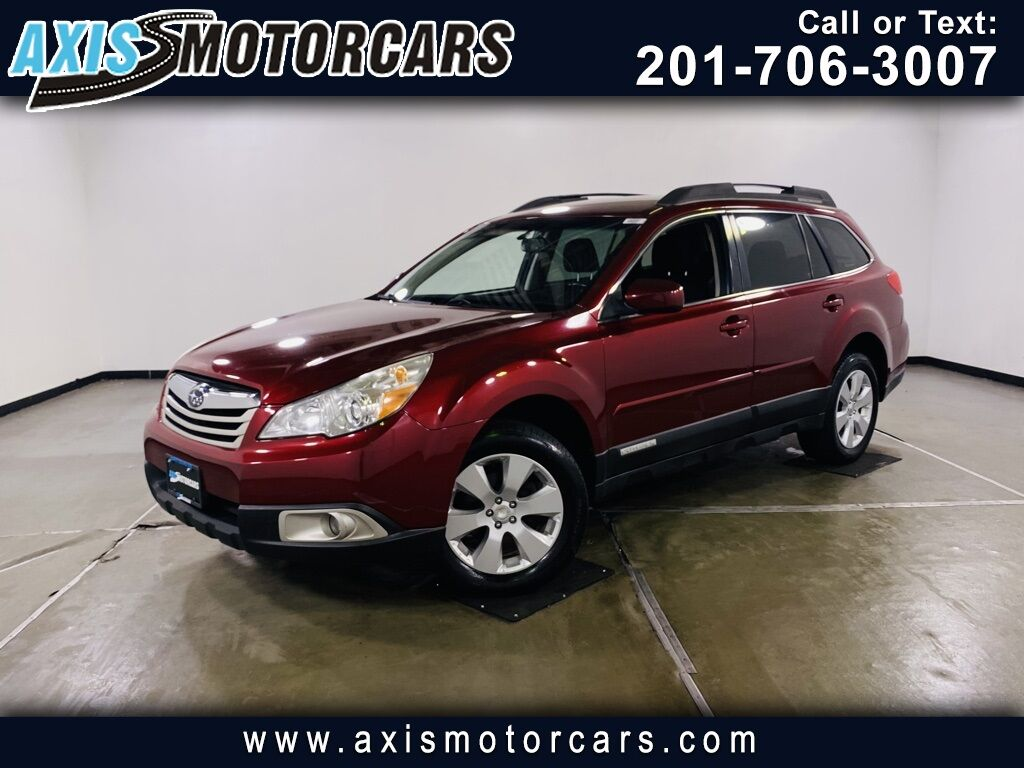 2012 Subaru Outback 2.5i Jersey City NJ