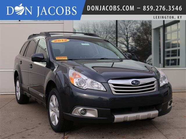 2012 Subaru Outback 2.5i Lexington KY