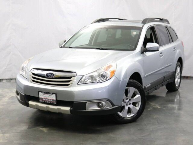 2012 Subaru Outback 2.5i Limited AWD Addison IL