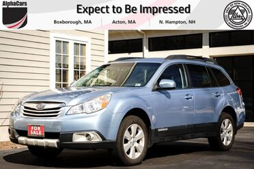 2012_Subaru_Outback_2.5i Limited_ Boxborough MA