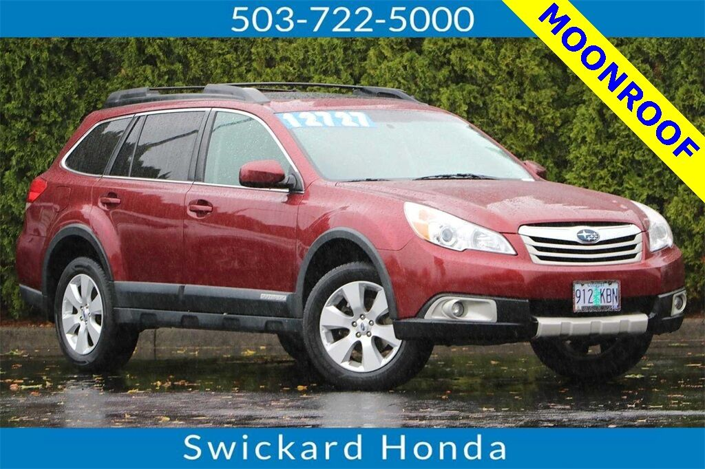 2012 Subaru Outback 2.5i Limited Gladstone OR