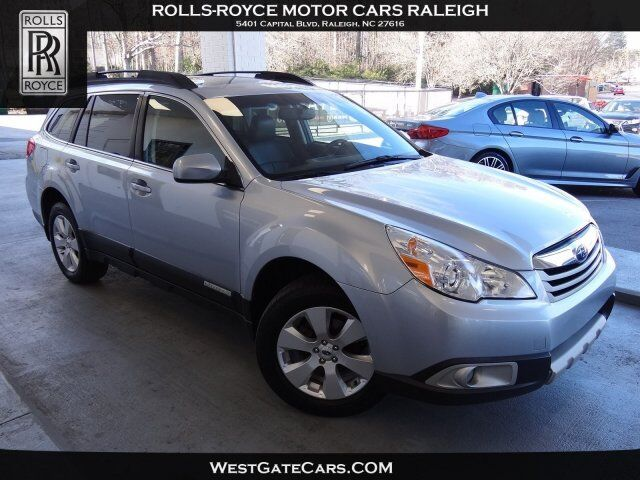 2012 Subaru Outback 2.5i Limited Raleigh NC