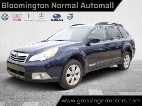 2012 Subaru Outback 2.5i Prem Normal IL
