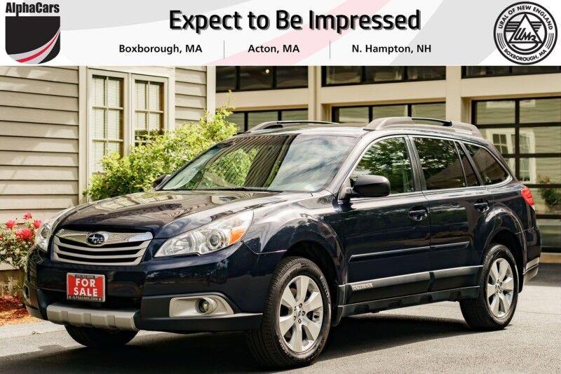 2012 Subaru Outback 3.6R Limited Boxborough MA