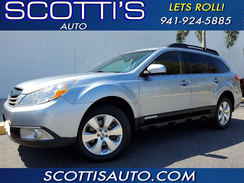 2012 Subaru Outback 3.6R Limited edition~1-OWNER~NAVIGATION~ AWD~ LOADED! FINANCE AVAILABLE! CONTACT US TODAY! Sarasota FL