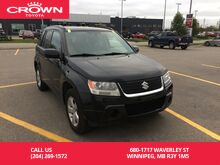 2012_Suzuki_Grand Vitara_JX 4WD / Local / Low Kms / Great Condition_ Winnipeg MB