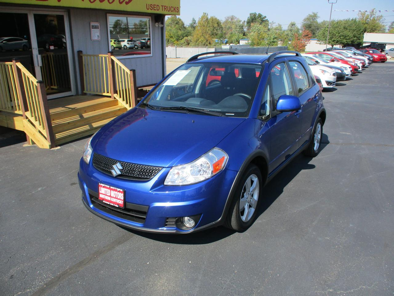 2012 Suzuki SX4 Crossover Technology Florence KY