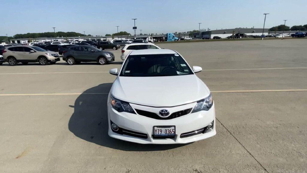 2012 TOYOTA CAMRY SE Columbus OH