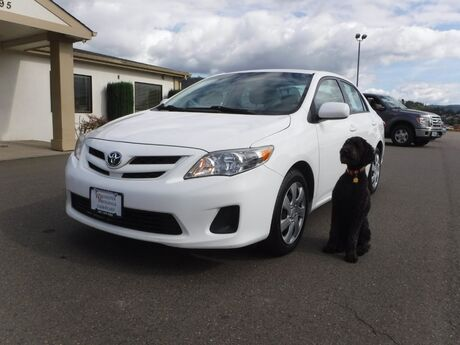 2012 TOYOTA COROLLA BASE Roseburg OR