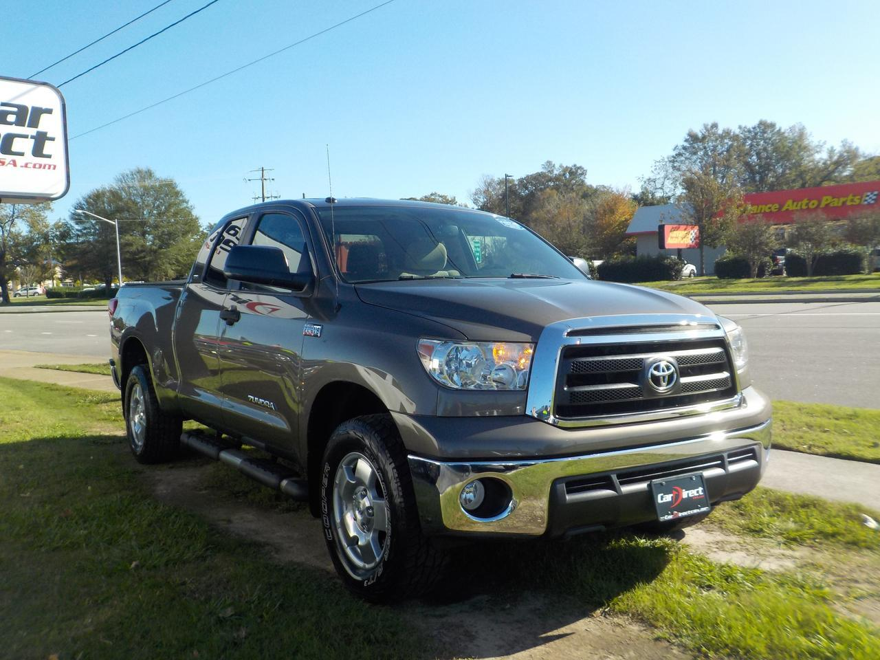 2012 TOYOTA TUNDRA SR5 DOUBLE CAB TRD OFFROAD 4X4, ONE OWNER, EXCELLENT CONDITION, TOW PKG, BACKUP CAM, ONLY 42K MILES! Virginia Beach VA