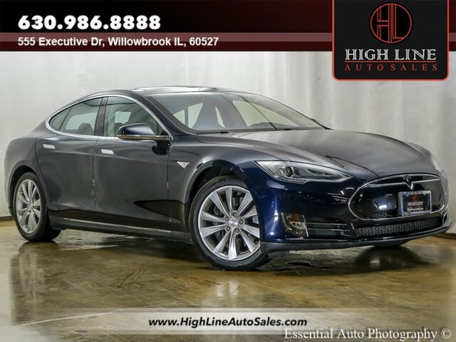 2012 Tesla Model S  Willowbrook IL
