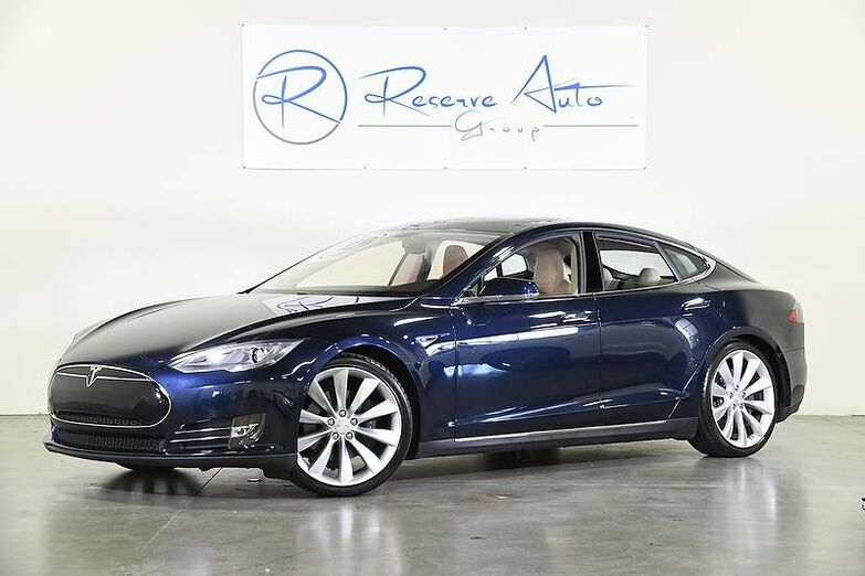 2012 Tesla Model S Performance Supercharging AirSuspension Pano Roof Tech Pkg The Colony TX