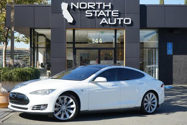 2012_Tesla_Model S_Performance_ Walnut Creek CA